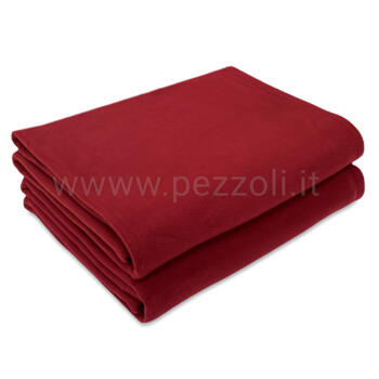 PILE BLANKET POLIESTERE DOUBLE SIZE