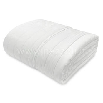 white QUILTED BEDCOVERS single size