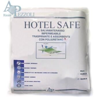 HOTEL WATERPROOF Mattres Cover for SINGLE BED size 90x200