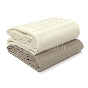 Deluxe QUILTED BEDCOVERS single