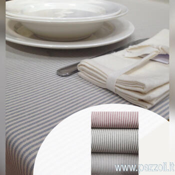 Tablecloth cotton blend Rusticana 50x140