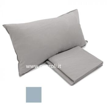 COVER DUVET SET SINGLE BED PURE COTTON stone washed